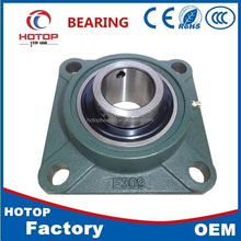 Long life high quality pillow block bearing f210
