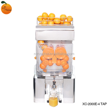 Manufacture High Quality Countertop Lemon Juicer Machine