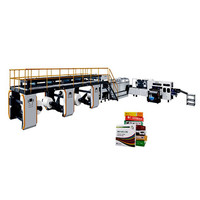 Automatic A4 paper cutting & packaging machine with good price
