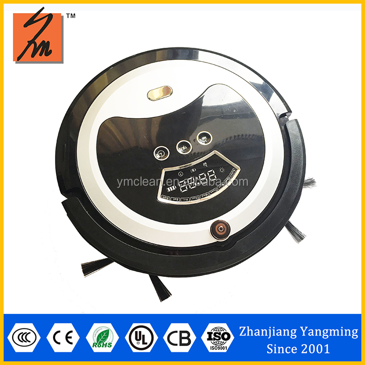 Customized hot-sale Auto Intelligent sweeping machine robot Vacuum Cleaners