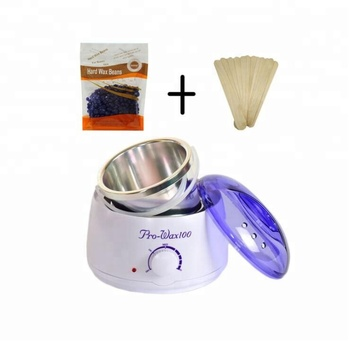 Electric waxing machine kit body hair removal electric wax melter