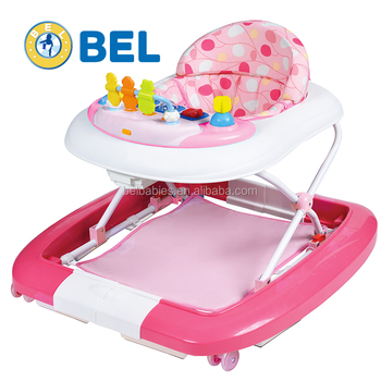 New model multifunction inflatable rings rolling 2 in 1 baby walker
