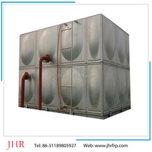 hot-dipped galvanized pressed steel water tanks