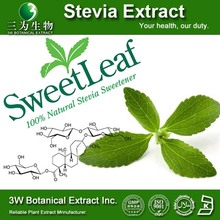 Natural Stevia Leaves Extract Stevia Whole Leaf Powder Stevia Extraction Plant