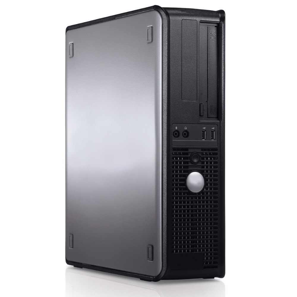Used Core 2 Duo Desktop Computer 1GB RAM 80GB HD Grade A