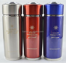 Various Styles Alkaline nano energy water bottle for your selection