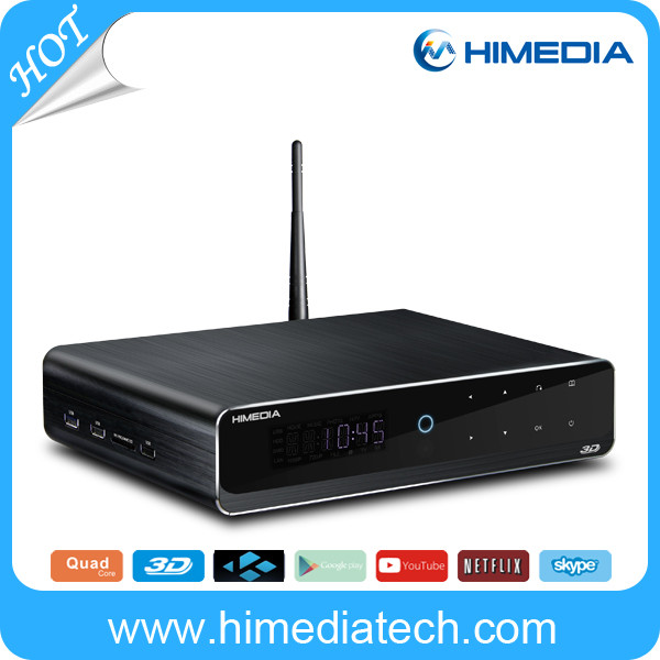High <strong>quality</strong> and competitive Price for Android 5.1 IPTV Box Indian Channels / Support Bluetooth4.0 and WIFI IPTV Set Top Box