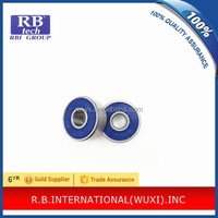 Miniature Ball Bearing R4A, Mini Deep Groove Ball Bearing with High Precision