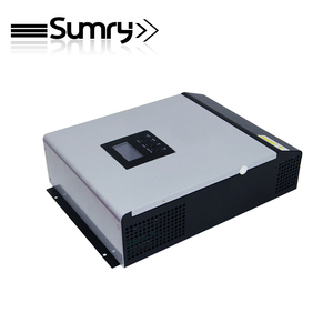 1000va-5000va off grid pure sine wave hybrid solar power inverter with PWM controller