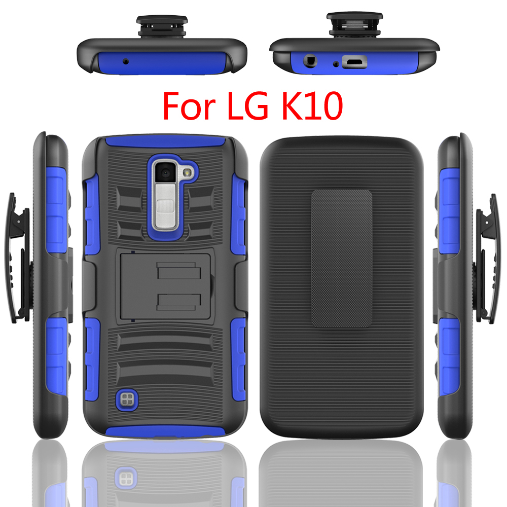 Factory selling s shaped tpu pc hybrid phone case for lg <strong>k10</strong>, For lg <strong>k10</strong> case