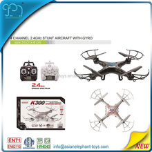 4 Channel 2.4GHZ 6-Axis Gyro RC Quadcopter K300 RC Quadcopter With Light