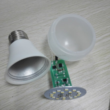 LED bulb SKD from 3W to 60w three parts