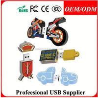 Free logo/design/sample,contemporary robot pvc usb custom usb flash drive,electronic promotional gifts