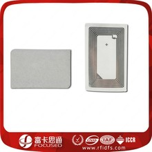 Factory Price Customized NTAG213 RFID TAG NFC Wet Inlay