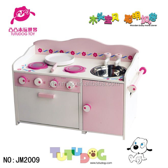 2015 popular wooden classic kitchen toy