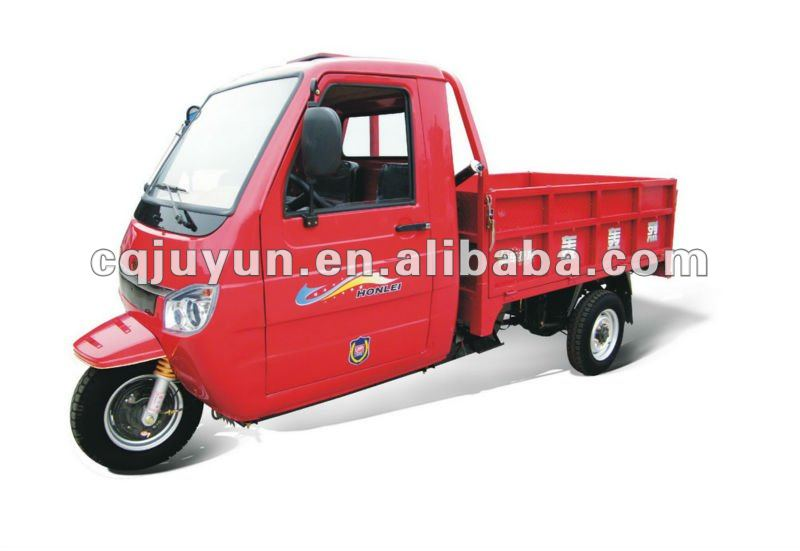LIFAN closed cabin tricycle/250cc water-cooling scooter HL250ZH-B1