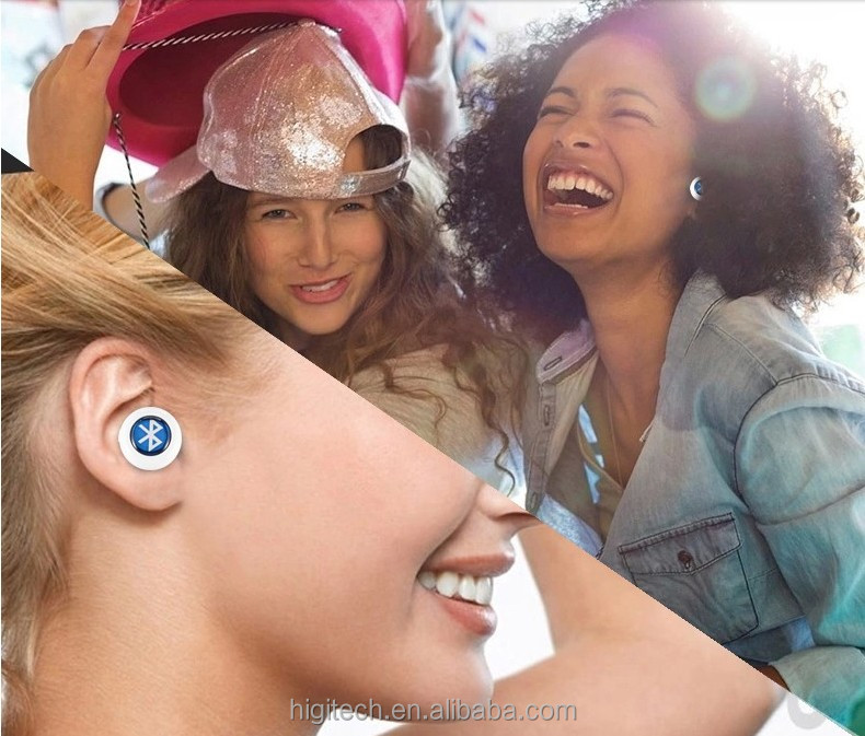 HiGi hot manufacturing company product micro bluetooth earpiece invisible
