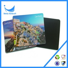 2016 Wholesale top quality promotional gift custom gaming mouse pad