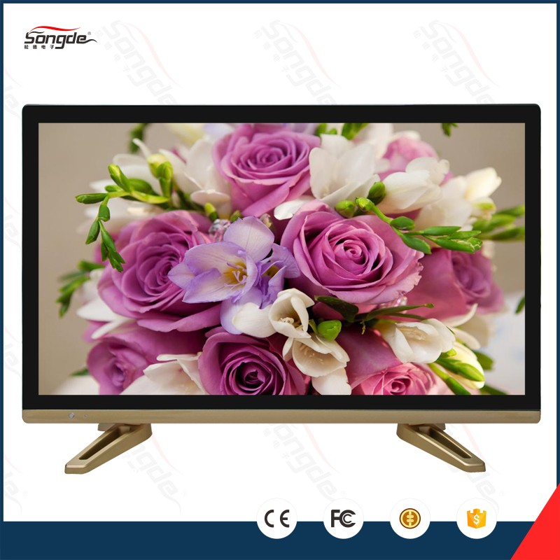 China Parts 32 inch LCD TV/LED TV Panel In India, Full HD LED TV With VGA