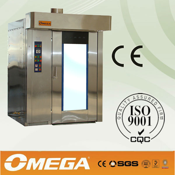 Biscuit/Bread industrial Rotary diesel /gas/electric ovens manufacturer for baking bread