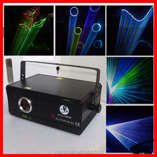 1w cheap dj disco laser lights/Red Blue Green laser show /1Watt rgb laser projector