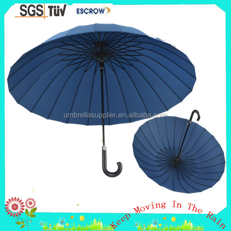 High quality custom chinese umbrella heated handle