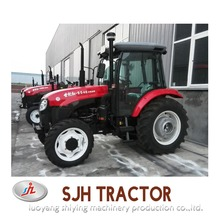 china supply SJH90hp 4WD mahindra 265 di tractor