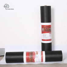 Waterproof breathable bitumen waterproof building paper roof underlayment