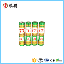 Promotional DryCell Battery manufactured in China