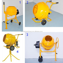 Home Use Motor 180L Home Concrete Mixer Durable & Safety Mini Concrete Indian Mixer