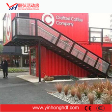 Custom flat pack container home container store manufacturer