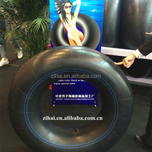 Customer logo 1200-20 45 inch Swimming pool toys inflatable inner tube