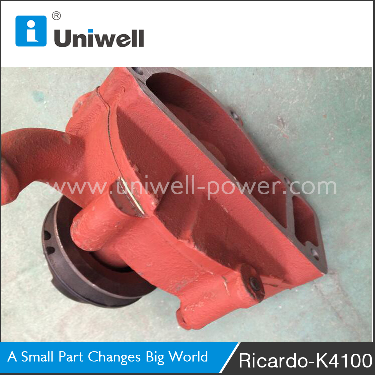 Made In China Ricardo series Diesel Engine Spare Parts Water Pump