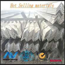 Galvanized perforated steel angle in China