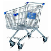 CXYT-150 150 Liters Roller Supermarket Shopping Trolley