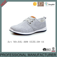 Wholesale price OEM design new fashion men shoe made in china casual shoes