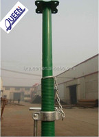 Decking Props Construction Props Angled Steel Shoring Strut Heavy Duty Screw Jack