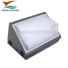 outdoor UL approved mini led wall pack lights wall mounted corner light