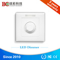 DC 12V 24V led rotary dimmer controller with switch