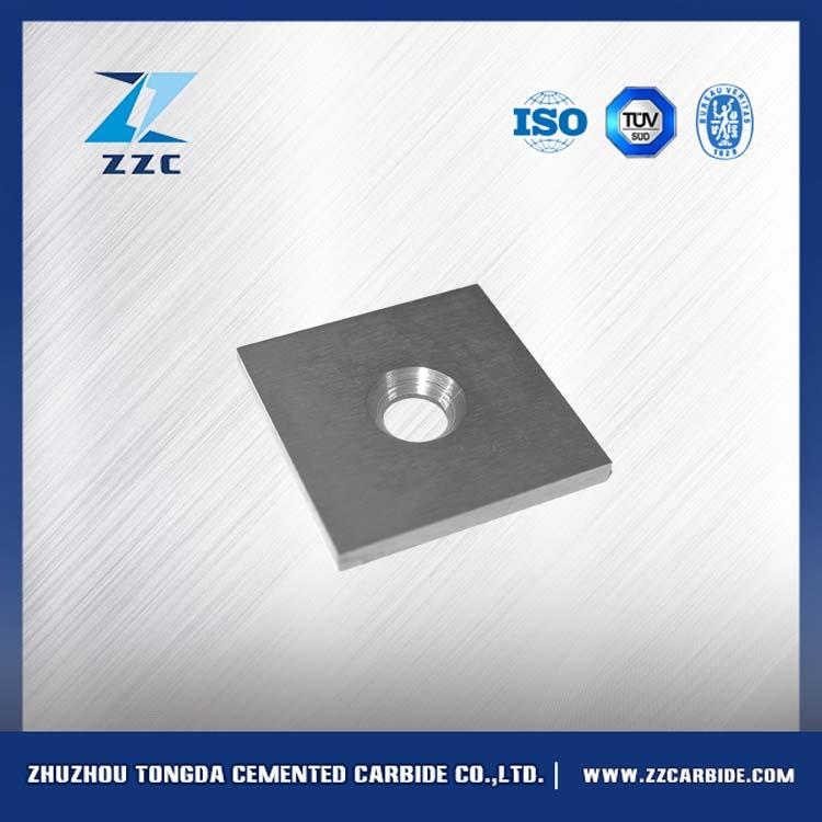 Best price tungsten carbide cements fiber cutting blades made in China