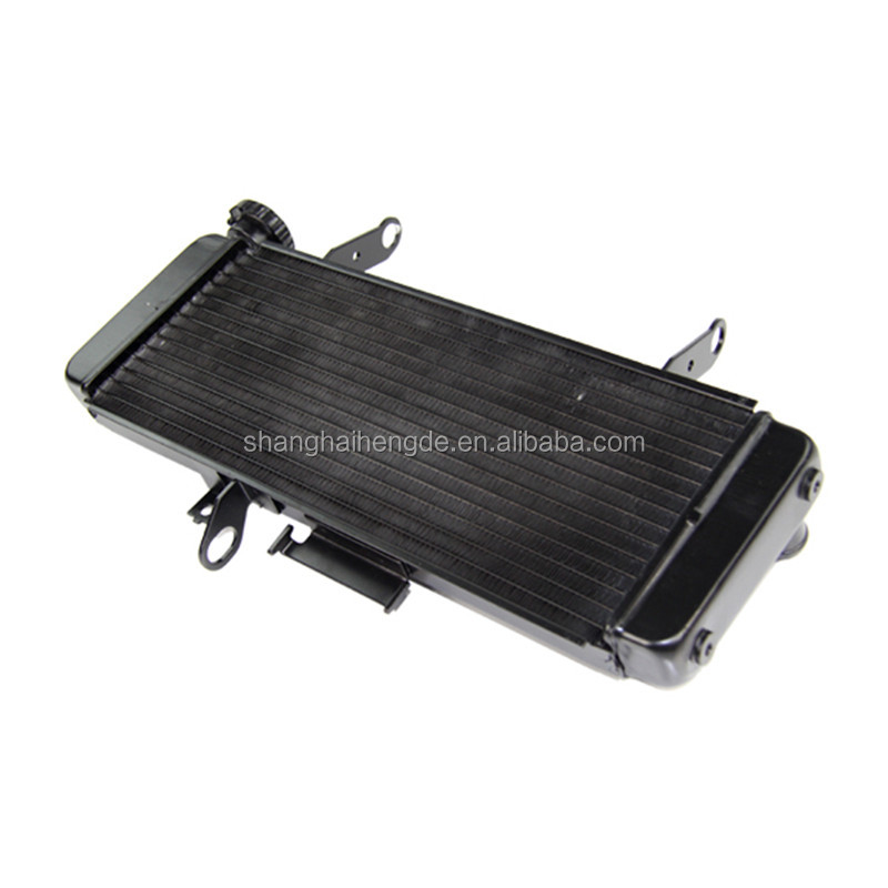 Racing aluminium parts coolant radiator support replacement parts SV650N SV650 For SUZUKI NEW 2003-07