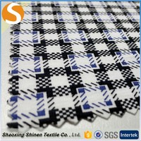 100% combed mercerized cotton knitting printed spandex jersey Fabric accept custom order