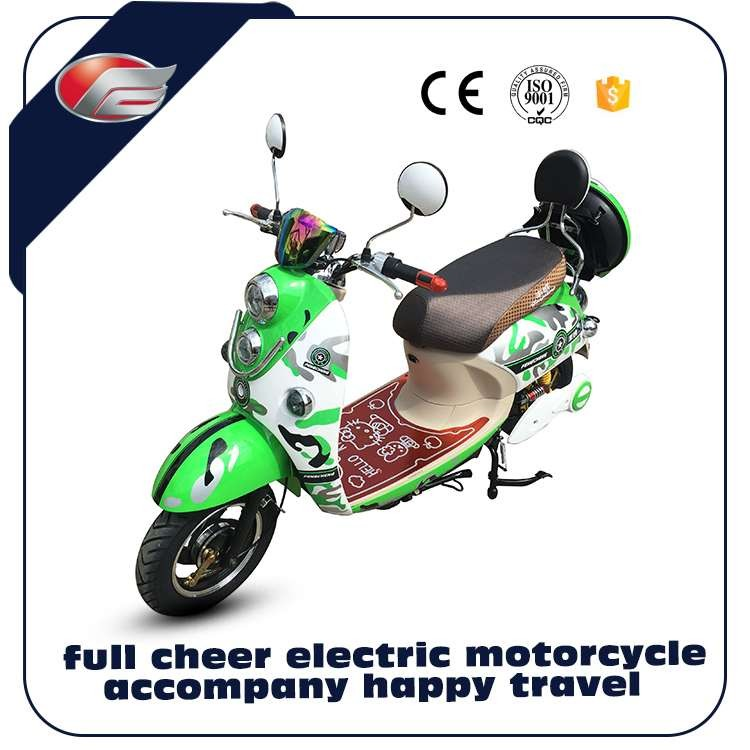High quality and best selling electric scooter, electric motorcycle