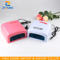 New product led curing lamps uv light nail dryer for Nail Art