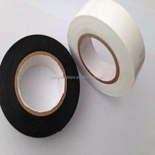 China hot selling bottom price insulating pvc wrapping vinyl duct tape