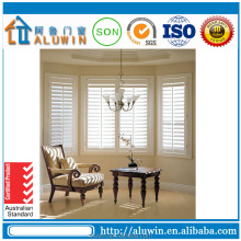 Aluminium louver indoor plantation shutters from china