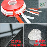 10 mm X 33 M Or Customized Acrylic Product Fixing Adhesive Tapes