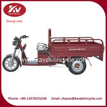 trishaw electric car for orchard cargo