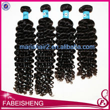 2014 factory price best selling cheap brazilian hair 6 pcs lot free shipping