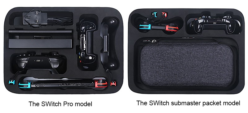 BUBM Professional Fit Fixed Case For Nintendo Switch